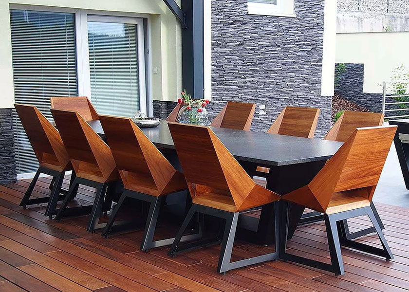 Quadro Table Set for 10